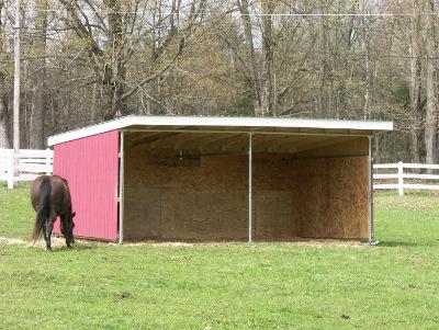 Maverick Horse Shelter Kit
