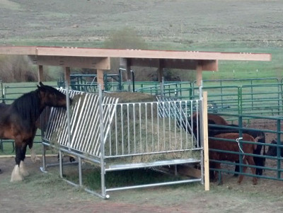 Hay Feeders For Horses Hay Saver Horse Hay Feeders