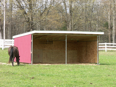 Maverick Horse Shelter Kit