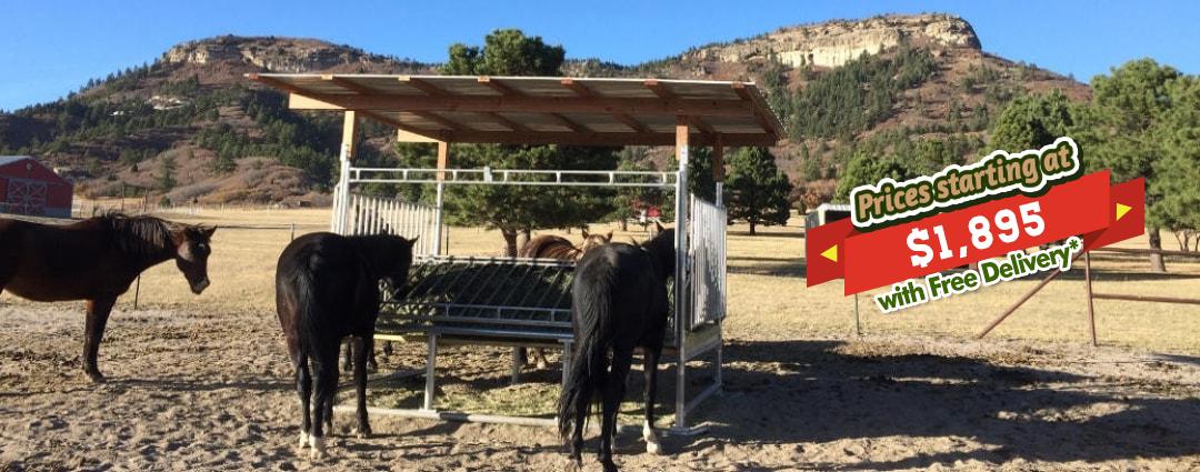 Horse Hay Feeders