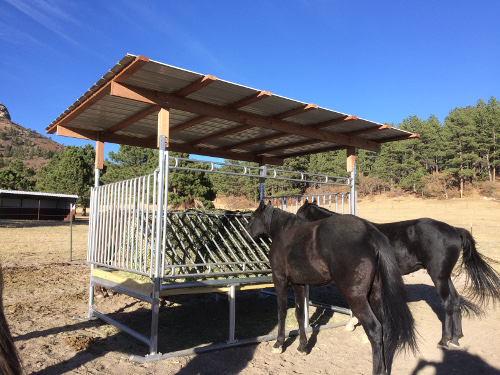 H-10 Horse Hay Feeder